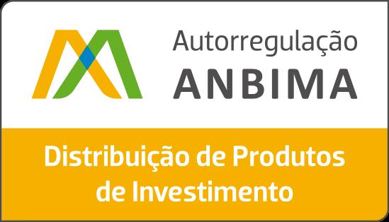 Selo Anbima - Distribuição de Produtos de Investimento