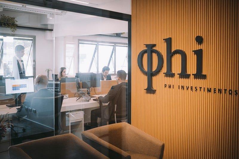 Nova Sede - Phi Investimentos